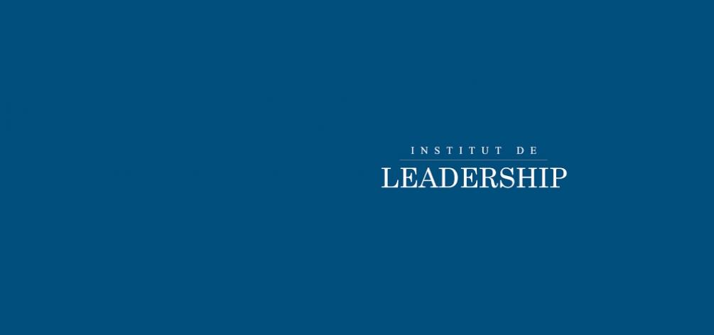 l'Institut de leadership