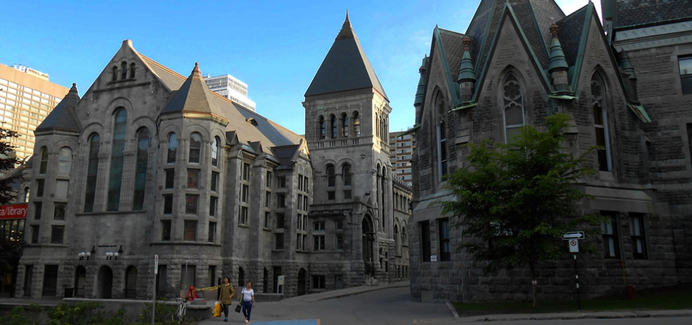 A new transcontinental track with McGILL University